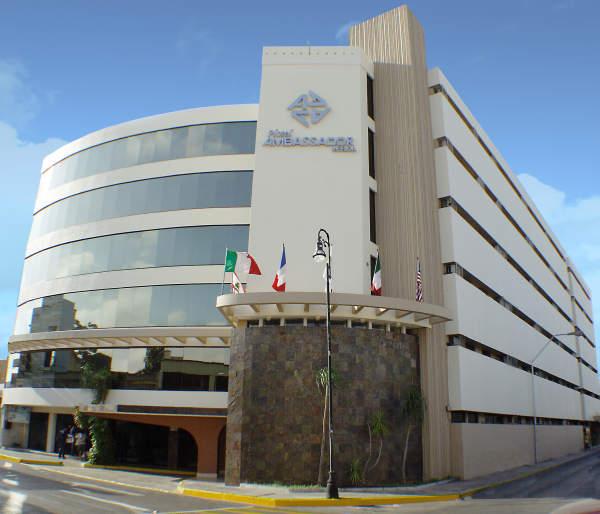 hotel ambassador merida yucatan: