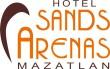 Logo Hotel Hotel Sands Arenas
