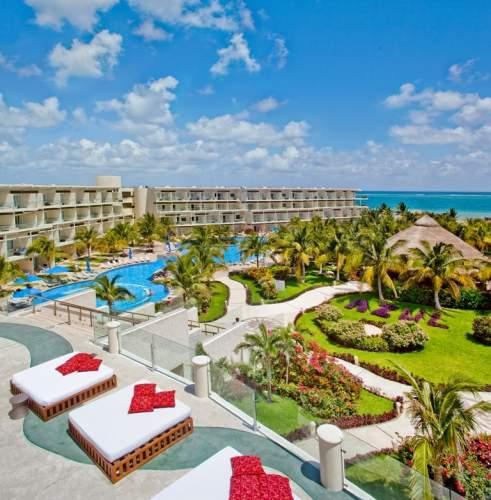 Hotel Azul Beach Resort Riviera Cancun By Karisma Puerto Morelos México Pricetravel