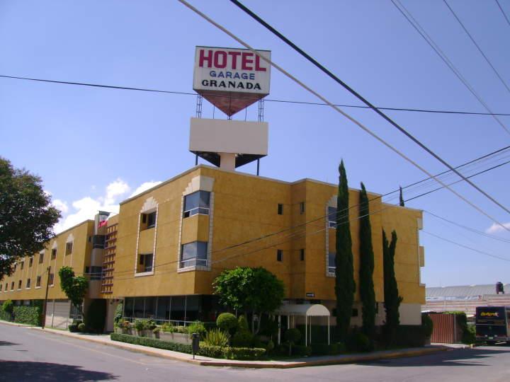 Hotel granada puebla m xico pricetravel for Hotel de diseno granada