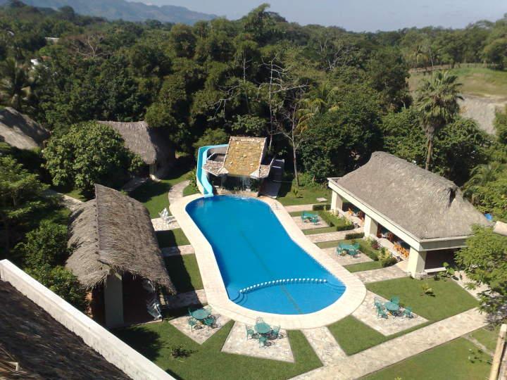 Hotel villas kin ha palenque m xico pricetravel for Villas kin ha palenque incendio