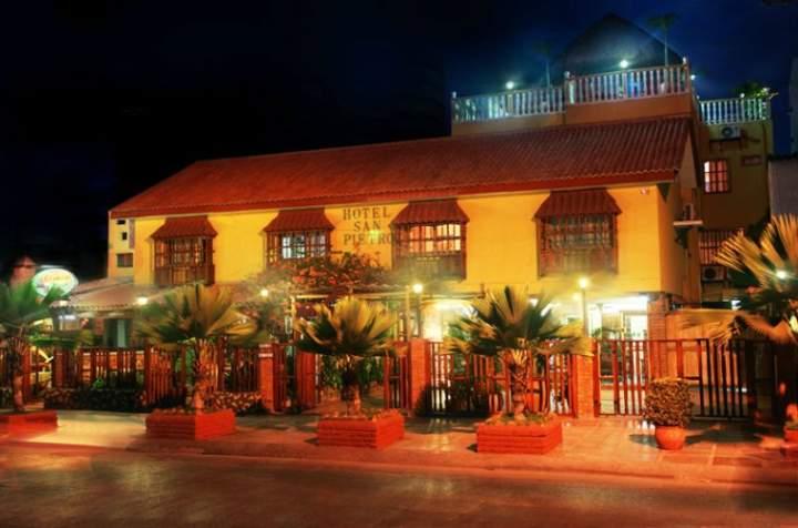 Hotel San Pietro Cartagena Colombia