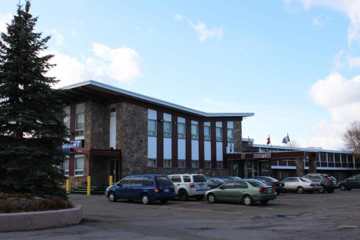 Hotel Howard Johnson Montreal