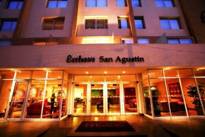 San agust n exclusive hotel lima per pricetravel - San agustin muebles ...