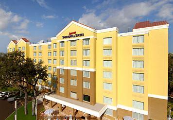 hotel springhill suites fort lauderdale airport cruise. Black Bedroom Furniture Sets. Home Design Ideas