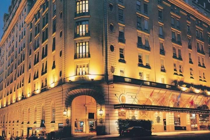 Alvear palace hotel buenos aires argentina pricetravel for Hoteles en marcelo t de alvear buenos aires