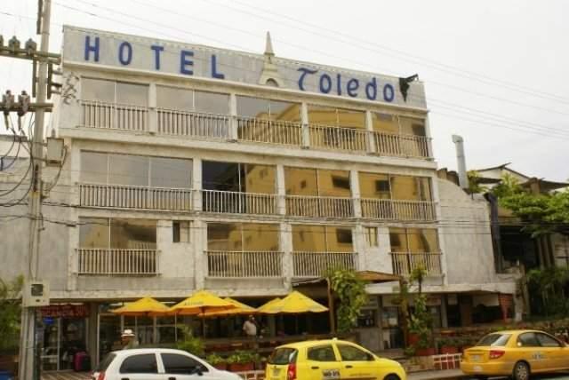 hotel toledo cartagena: