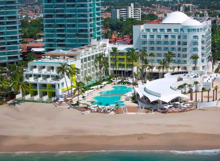 Hotel Hilton Puerto Vallarta Resort All Inclusive