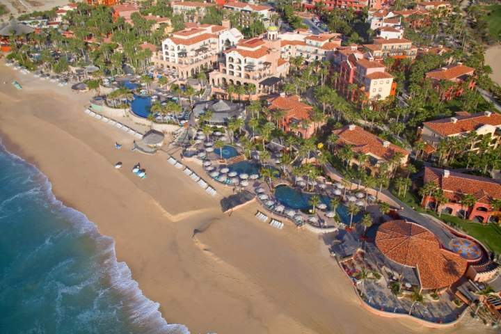 Hotel Sheraton Grand Los Cabos Hacienda Del Mar Cabo San Lucas México Pricetravel