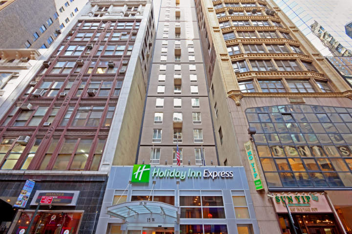 Hotel Holiday Inn Express New York City Fifth Avenue Nueva York Estados Uni