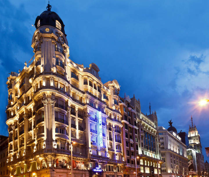 Hotel Atl Ntico Madrid Espa A Pricetravel