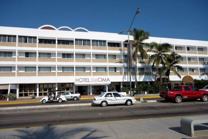 Photo 2 Hotel De Cima Mazatlan