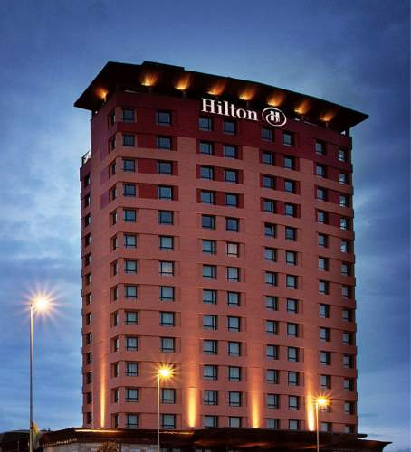 Hotel hilton florence metropole florencia italia for Hilton hotel italia