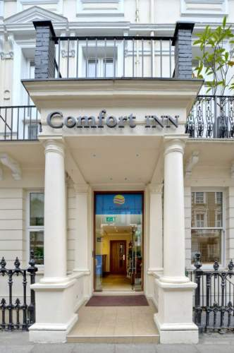 Hotel comfort inn hyde park londres reino unido for 73 queensborough terrace
