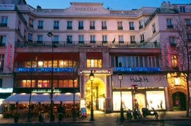 Best Western Hotel Ronceray Opera Paris Francia Tiquetes Baratos