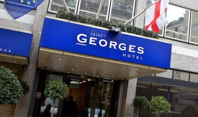 St Georges Hotel Londres