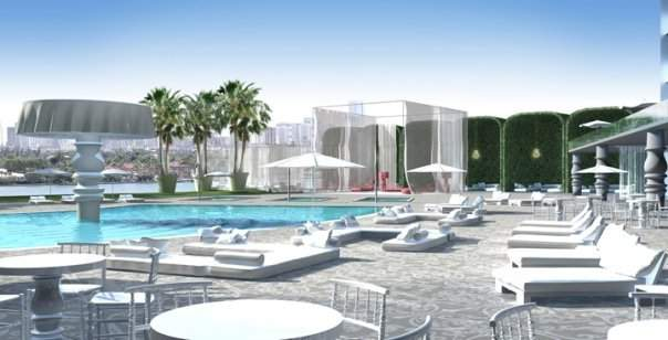 Mondrian South Beach Hotel Miami United States Of America Pricetravel