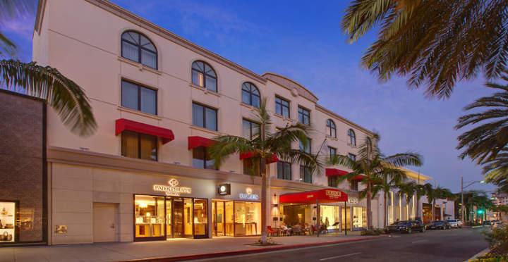 luxe rodeo drive hotel los ngeles estados unidos de am rica pricetravel. Black Bedroom Furniture Sets. Home Design Ideas