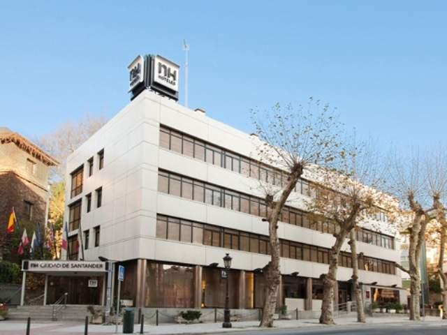 Hotel nh ciudad de santander espa a pricetravel - Hoteles insolitos espana ...