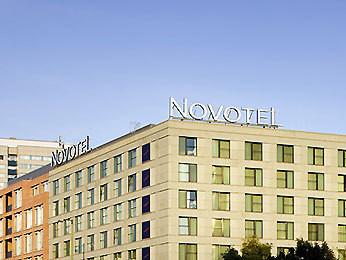 Hotel Novotel Berlin Mitte Berlin Alemania