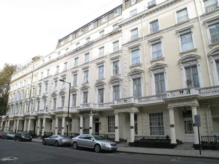 The queen 39 s park hotel londres reino unido pricetravel for 48 queensborough terrace