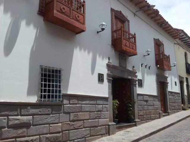 Mapa De Ubicación Del San Francisco Plaza Hotel Cuzco Perú Pricetravel