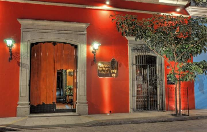 Hotel boutique parador san miguel oaxaca m xico pricetravel for Boutique hotel oaxaca