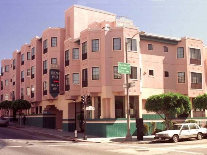 Hotel buena vista motor inn san francisco estados unidos for Lombard motor inn san francisco california