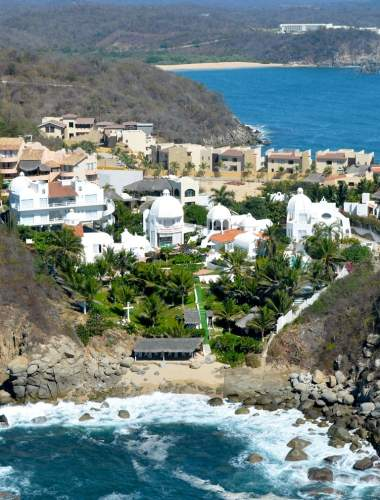 Hotel villas fa sol huatulco m xico pricetravel for Villas huatulco