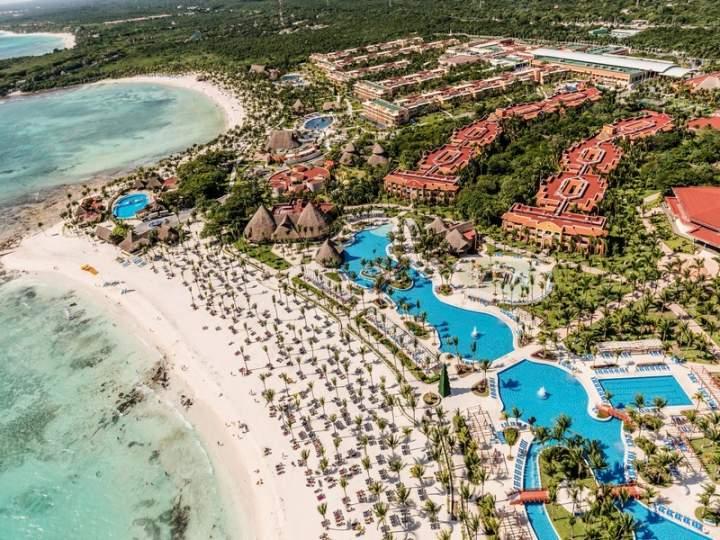 Hotel Barcel 243 Maya Colonial Amp Maya Tropical Xpu Ha