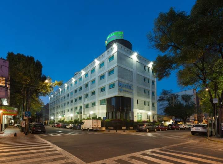 Hotel Escandon Mexico City