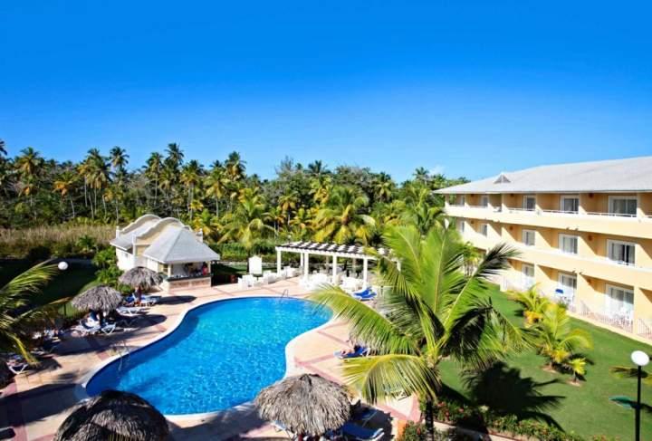 Hotel grand bah a pr ncipe el portillo las terrenas for Piscinas portillo