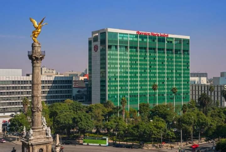 Sheraton Mexico City María Isabel Hotel, Ciudad de México ... - photo#10