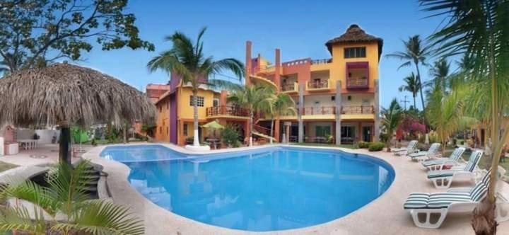 Hotel villas dulce sue os rinc n de guayabitos m xico for Hotel luxury rincon de guayabitos