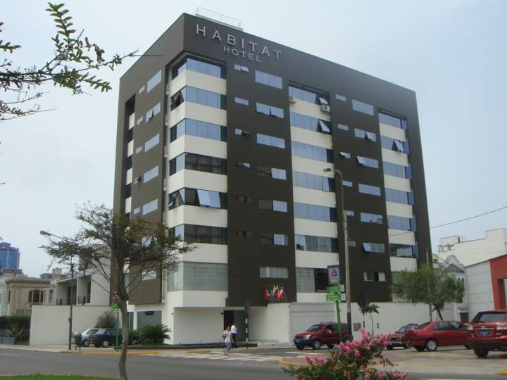 Resultado de imagen para hotel habitat lima