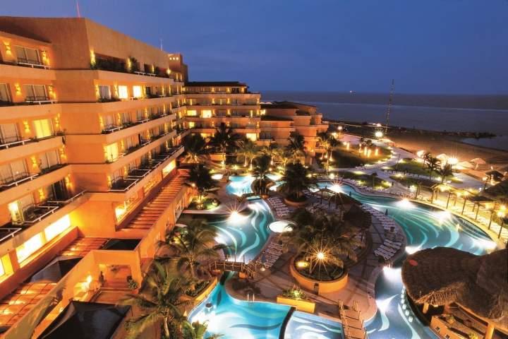 Hotel Fiesta Americana Veracruz, Boca del Río, México ...