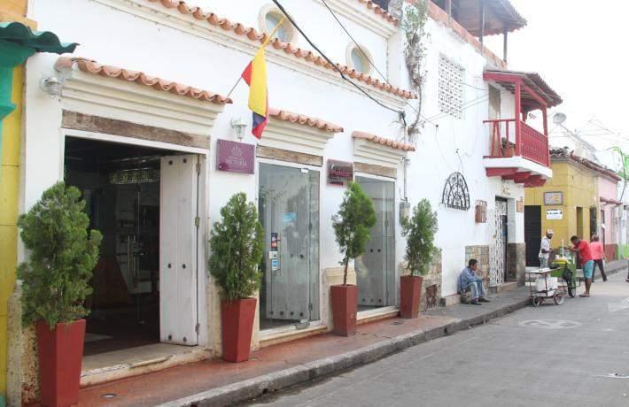 Hotel hostal casa victoria cartagena colombia pricetravel - Hotel casa victoria suites ...