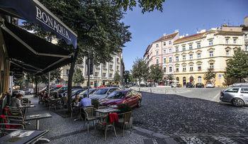 Mapa De Ubicación Del Hotel Orion Praga República Checa Pricetravel