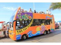Logo tour Fun Bus Mazatlán