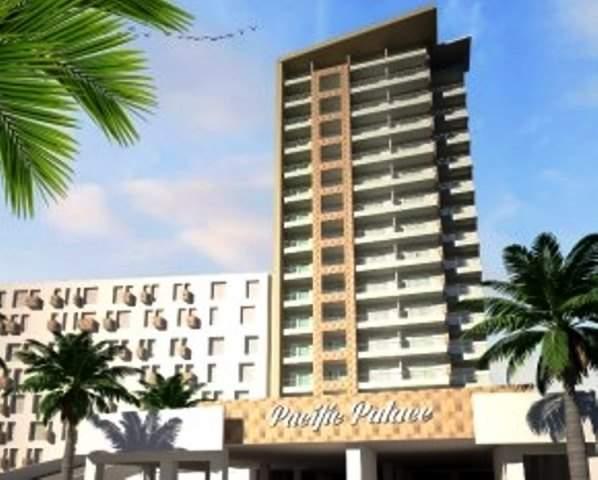 Pacific Palace Beach Tower Hotel Mazatlan