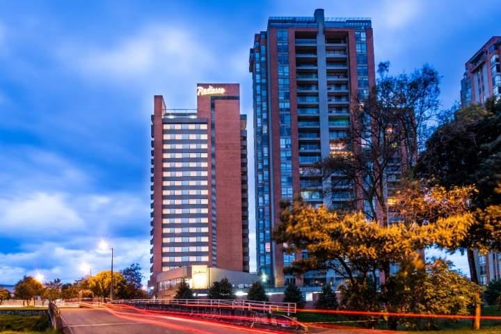 Hotel radisson ar bogot airport colombia tiquetes baratos - Vuelos puerto asis bogota ...
