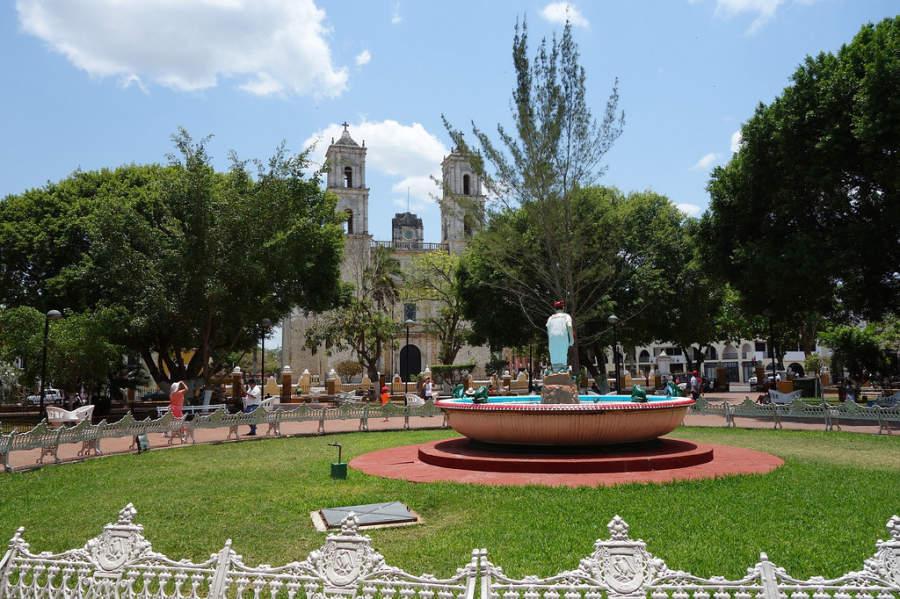 Valladolid mexico for Hotel parque valladolid