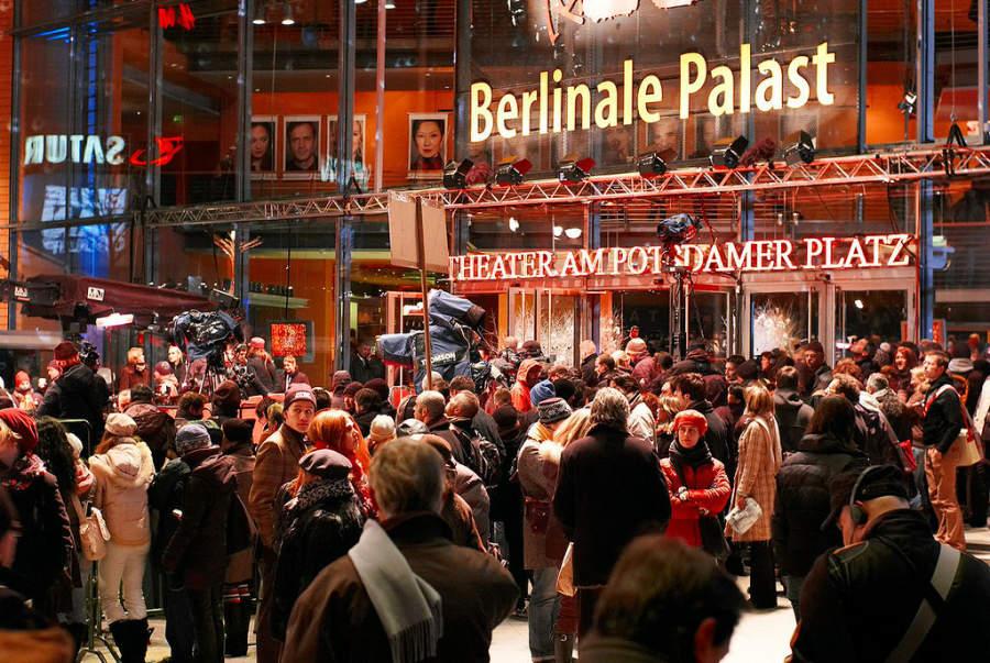 El Festival Internacional de Cine de Berlín es uno de los principales eventos de la ciudad