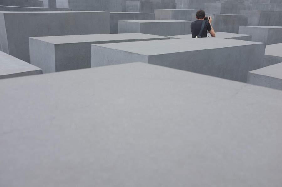 Monumento al Holocausto en Berlín