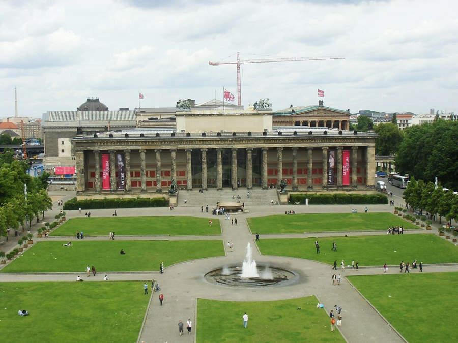 Museo Antiguo de Berlín en Alemania