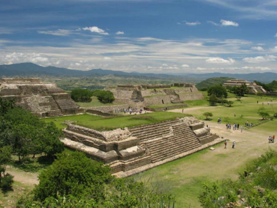 Monte Albán es el sitio arqueológico más importante de Oaxaca