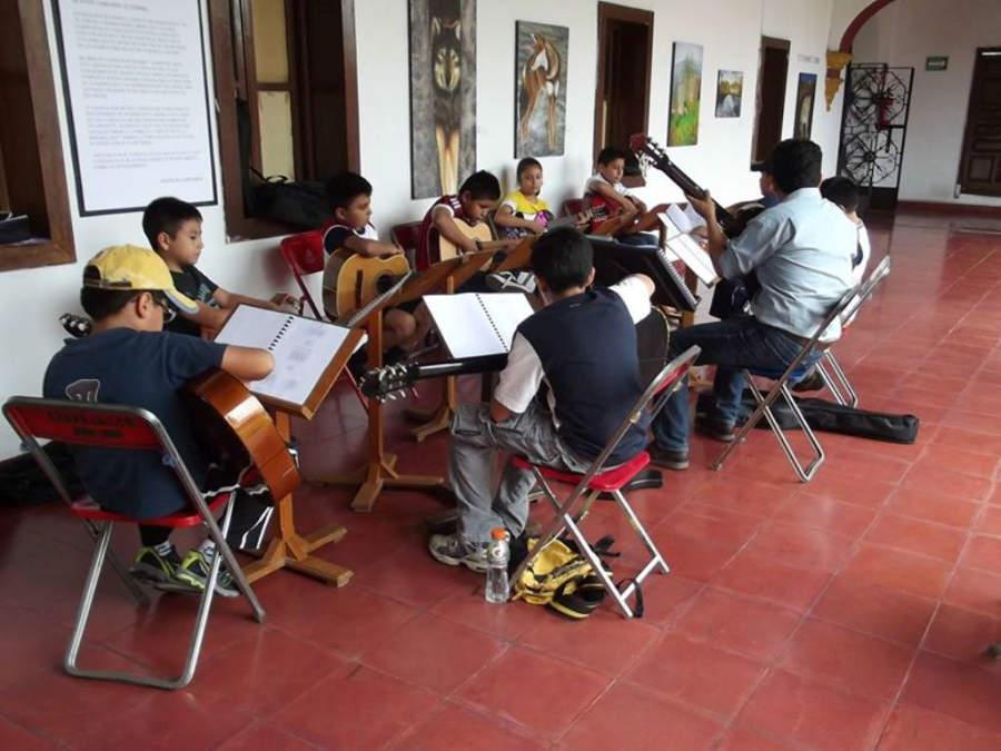 La Casa de Cultura Oaxaqueña ofrece actividades culturales