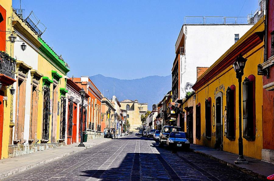 El centro histórico de Oaxaca fue declarado Patrimonio Cultural de la Humanidad por la Unesco