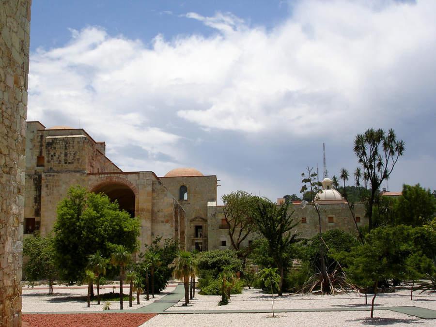 Exterior del Centro Cultural de Oaxaca