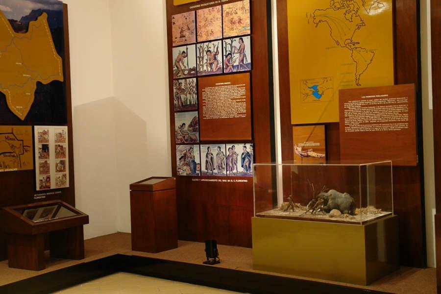El Museo Histórico de la Sierra Gorda exhibe piezas de la cultura de la región